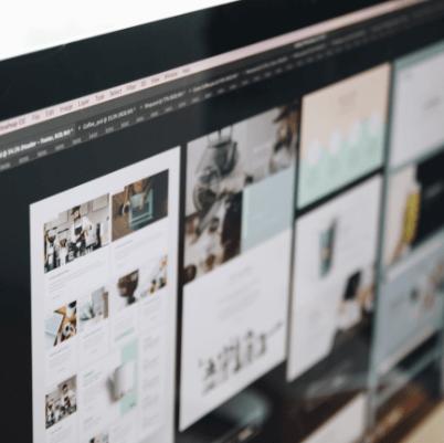 Maquette web & prototypage